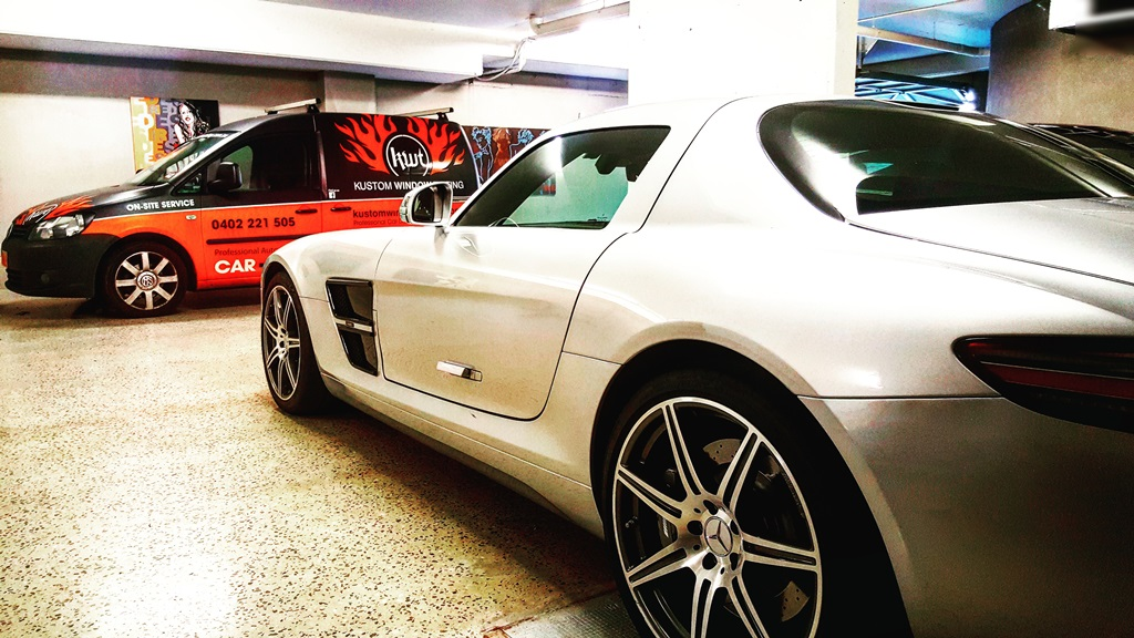 Glass Tinting & Window Tinting in Melbourne